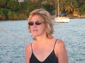 Pamela, warm and sunny