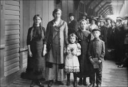 Immigrants at the time of When We Were Strangers