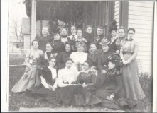 1899 book club in Ohio