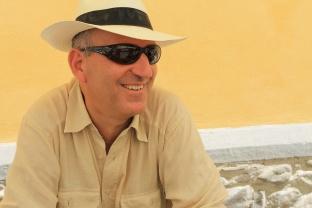 Maurizio (husband) in Scarperia (Tuscany)