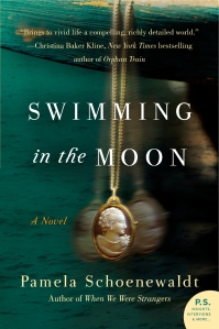 Swimming in the Moon by Pamela Schoenewaldt